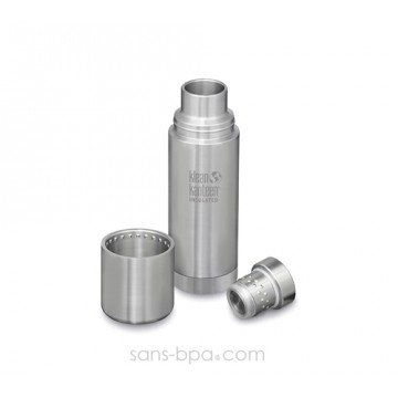 Thermo isotherme TK Pro 500ml - SILVER