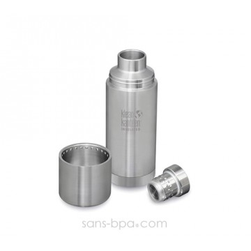 Thermo isotherme TK Pro 750ml - SILVER