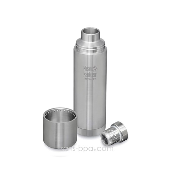 Thermo isotherme TK Pro 1000ml - SILVER