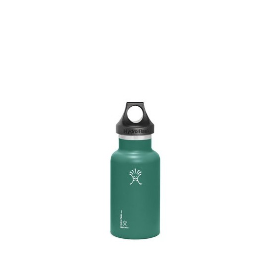 Bouteille inox Isotherme Verte Hydro Flask - 355 ml
