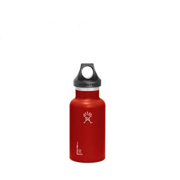 Gourde isotherme 355ml ROUGE