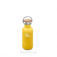 Gourde inox 500 ml LEMON CURRY *COAT*