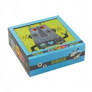 Puzzle cubes ROBOTS de Mudpuppy