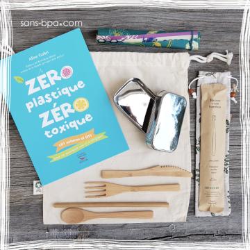 Kit Zéro toxiques, zéro plastique