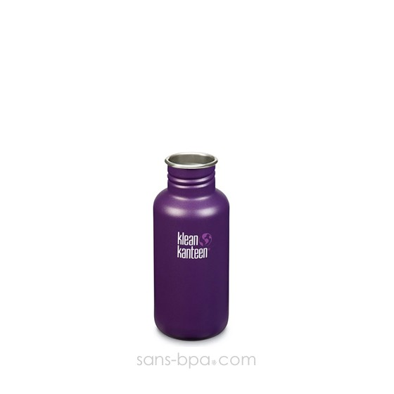 Gourde inox 500 ml - WINTER PLUM * COAT *