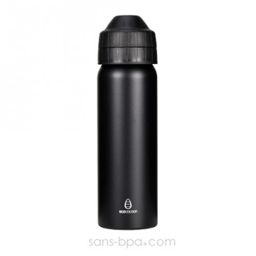 Cabosse - Gourde isotherme anti-fuite 600ml MESSENGER - Ecococoon