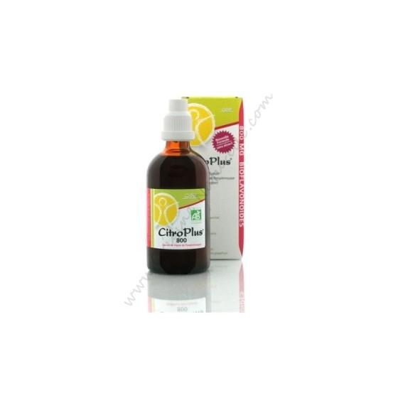 Extrait de Pépins de Pamplemousse 100 ml CitroPlus 800 BIO Gse