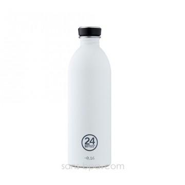 Cabosse - Gourde inox 1000 ml URBAN - GLACIER - 24 Bottles