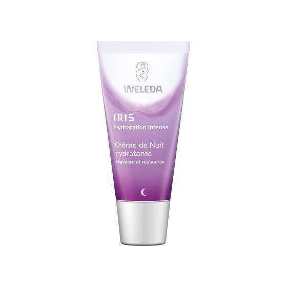 Crème de nuit hydratante IRIS - 30 ml - Weleda