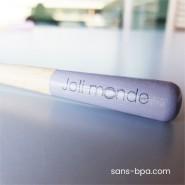 Brosse à dents bambou - RONDOCOLOR - Lila des champs