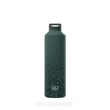 Bouteille isotherme 500 ml - Inox Jungle
