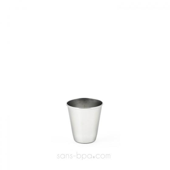 La Mini timbale inox 75 ml