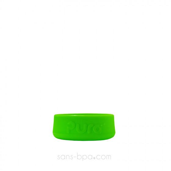 Base anti-choc silicone PURA - Green