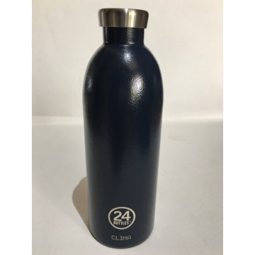 Cabosse - Bouteille inox isotherme 850ml CLIMA - DEEP BLUE - 24 Bottles