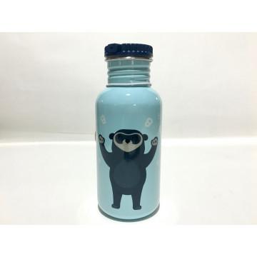Cabosse - Gourde inox 500 ml - Ourson bleu - Blafre