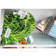 Sac à salades - Modèle Herbes Folles - PETIT