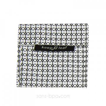 Pochette Classi'c WHITE & BLACK