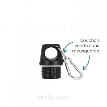 Bouchon Loop NOIR pour ECOCOCOON et EARTHLUST