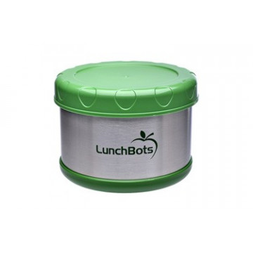 Boite repas isotherme 500 ml GREEN