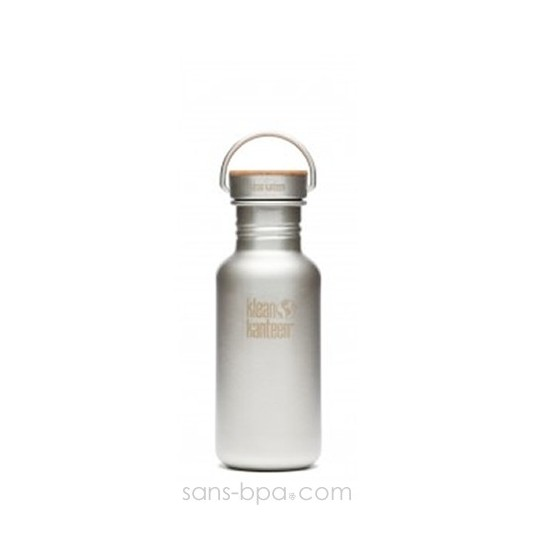 Bouteille REFLECT BRUSHED 500 ML de KLEAN KANTEEN