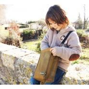 Sac Isotherme recyclé Kiwi - Kids Konserve