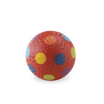 Balle caoutchouc 13 cm ROUGE