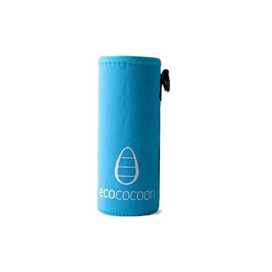 Housse isotherme 600 ml - Black - Ecococoon