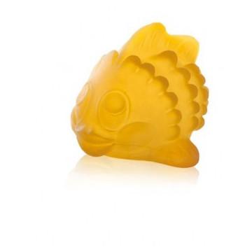 POLLY - Petit poisson de bain caoutchouc - HEVEA