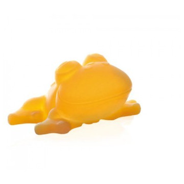 FRED - Petite grenouille de bain caoutchouc - HEVEA