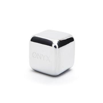 1 Glaçon cube inox - ONYX