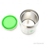 Boite à repas isotherme Birds - Organic Kidz