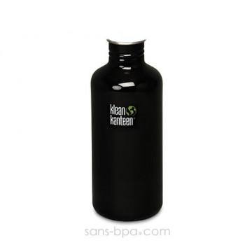 Gourde inox 1200 ml NOIR