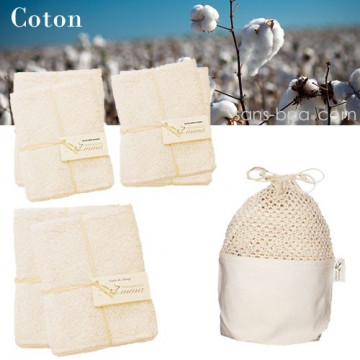 Kit Eco Chou Mini COTON BIO
