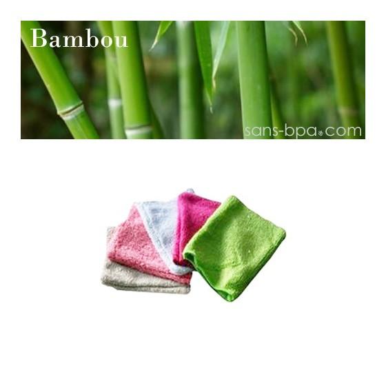 5 gants d'apprentissage lavables - Bambou - LES TENDANCES D'EMMA