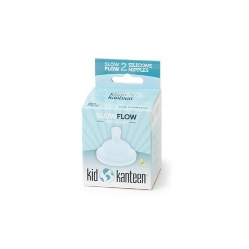 Tétines silicone débit Lent - Klean Kanteen