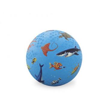 Balle caoutchouc 13 cm OCEAN