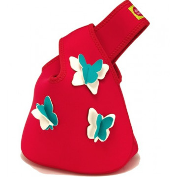 Lunch purse - BUTTERFLY - DABBAWALLA BAGS