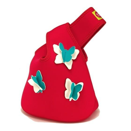 Lunch purse - BUTTERFLY - DABBAWALLA BAGS