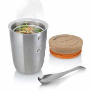 Boite repas inox isotherme 500 ml - BLACK & BLUM