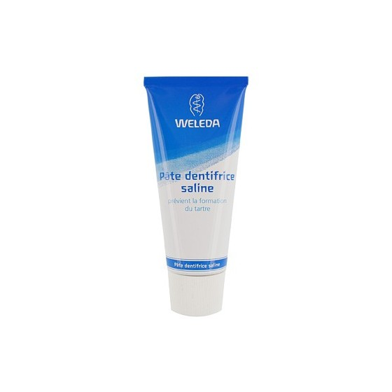 Dentifrice Salin - 75 ml - WELEDA