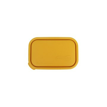 Couvercle de rechange Safran- Modèle boite rectangle - U KONSERVE