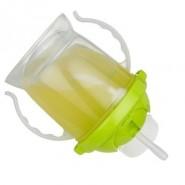 Tasse paille anti-fuite 250 ml - Green - Inno Baby