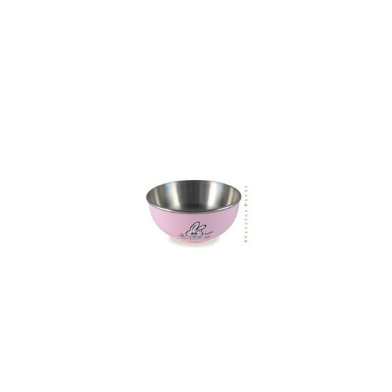 BOL ROSE LAPIN INOX de SANCTUS MUNDO