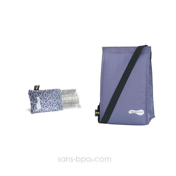 Pack glace & son sac isotherme OCEAN