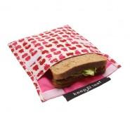 Pochette Classic' - CANDY STRIP - KEEP LEAF