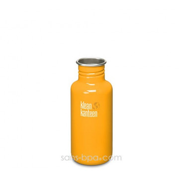 Gourde inox 500ml GOLDEN POPPY