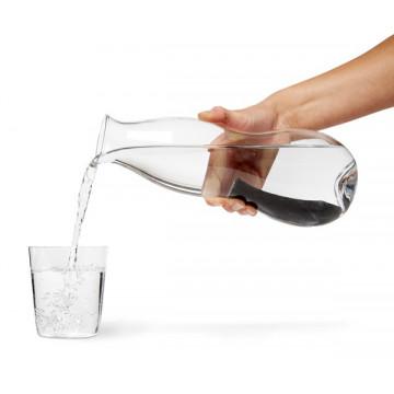 Carafe filtrante verre 1100 ml