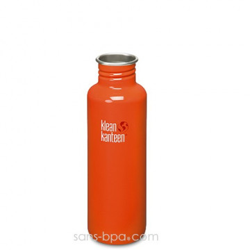Gourde inox 800 ml FLAME