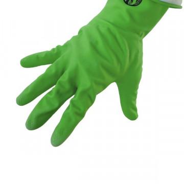 Gants Verts latex écologique - La Droguerie Ecologique