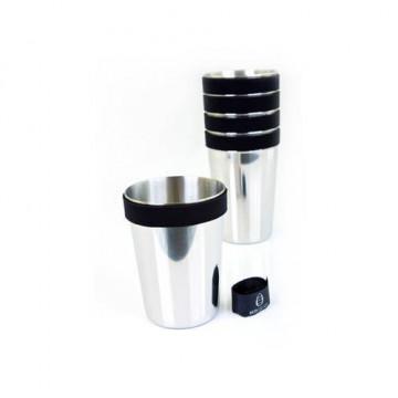 Lot 6 bandeaux néoprène pour verre Ecococoon